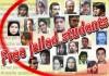 Libertad estudiantes presos en Irán